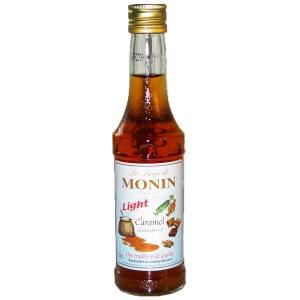 Monin Caramel Light Sirup 250 ml