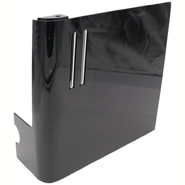 seitenwand links schwarz f r ena. Black Bedroom Furniture Sets. Home Design Ideas