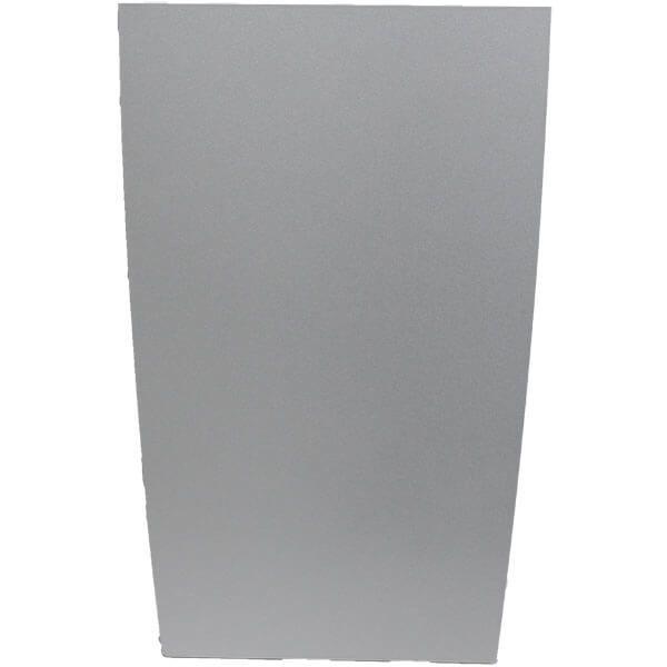 blende wassertank platin f r jura impressa j9 3. Black Bedroom Furniture Sets. Home Design Ideas