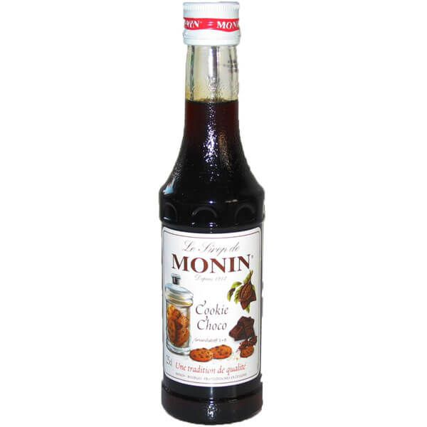 Monin Cookie - Choco