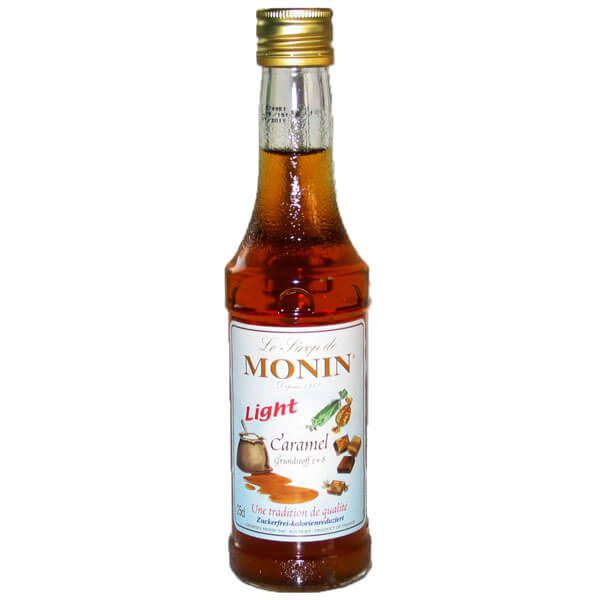 Monin Caramel Light